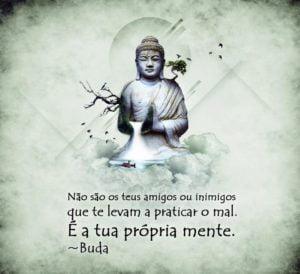 Reflexão- Buda