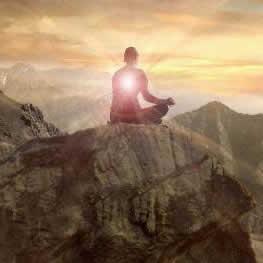 A busca pela iluminação - o poder do ser